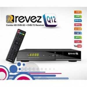 Receptor TV COMBO HD con wifi