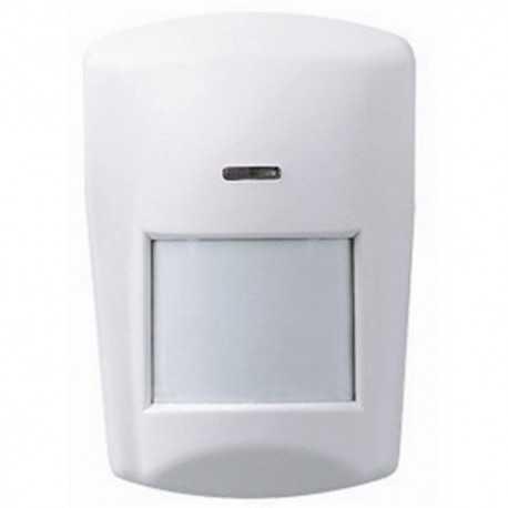 Detector de movimiento PIR , inalámbrico, anti-mascotas hasta 12mts, Grado 2 . Para sistema Alarmview