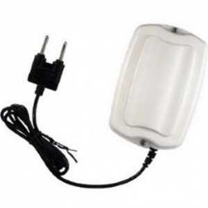 Sensor inalámbrico que detecta el aumento del nivel de agua. Detección de baja batería.