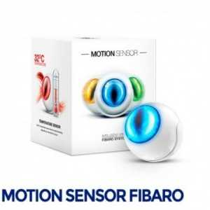 Multisensor Z-Wave Movim./Tem./Luz/Vibraciones. FGMS-001
