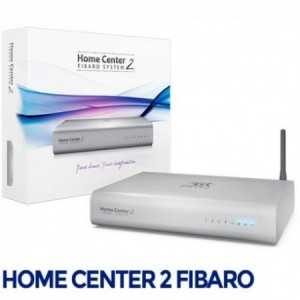 Fibaro Home Center 2 - Central Z-Wave 1.6Ghz. FGHC2 HOME CENT. 2