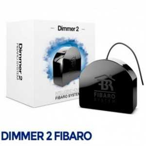 Dimmer 2 Interruptor y regulador fuentes luminica 250W. FGD-212