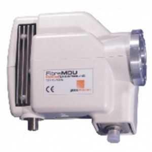 LNB C120 Prime Focus con salida de fibra óptica. Conexión FC/PC. Global Invacom F926012