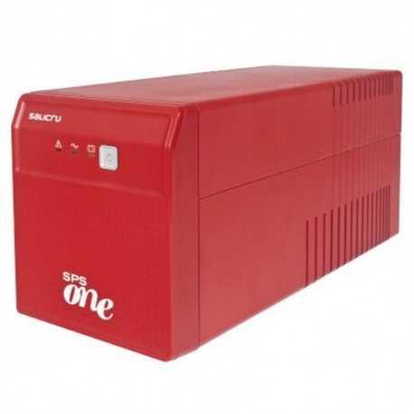 Sistema de Alimentación Ininterrumpida (SAI/UPS) de 1100 VA / 600W 4xSchuko 2xRJ11 USB