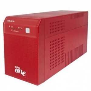 Sistema de Alimentación Ininterrumpida (SAI/UPS) de 1500VA / 900W 4xSchuko 2xRJ11 USB