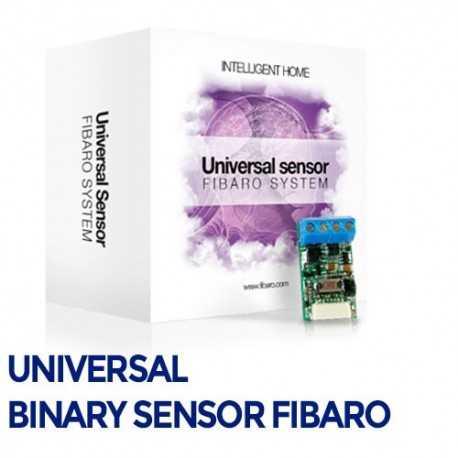 Sensor Binario Universal Fibaro. FGBS-001