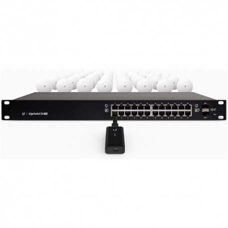 Central de gestión QuadCore de pequeño tamaño para gestión centralizada de dispositivos airMAX y AirMax ac