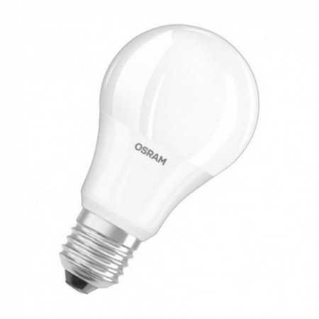 Lámpara Led Profesional, para tensión en línea. Casquillo E27, 10/60W, 6500K, 220-240V No Regulable. Osram