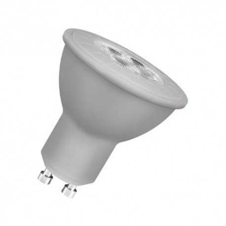 Lámpara Led Profesional, para tensión en línea. Casquillo GU10, 5/50W, 2700K, 220-240V No Regulable. Osram