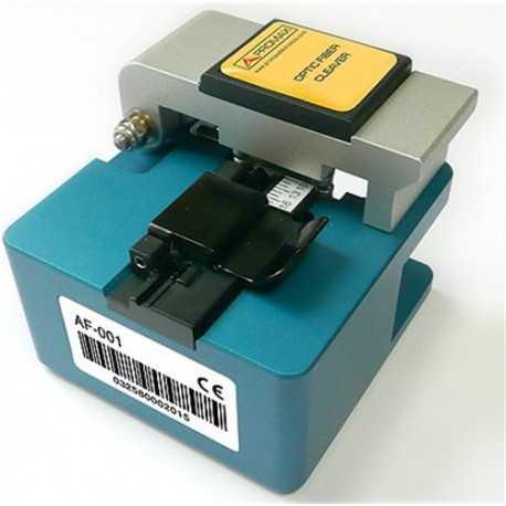 Cortadora de precisión para fibra óptica. PROMAX AF-001