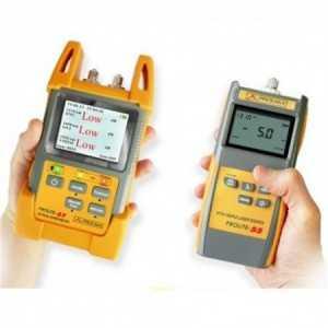 Kit de medición de potencia óptica Low Cost de medida ICT-2. PROMAX PL-575