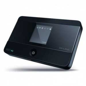 Router WiFi 4G LTE, Modem 4G, bateria recargable 2500 mAh ranura SIM, WiFi Dual Band 5-2.4 GHz. TL-M7350