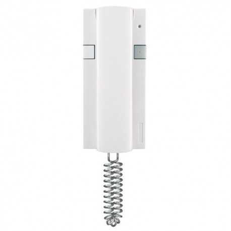 Telefonillo serie STYLE, para sistema 2 hilos.Instalaciones mixtas audio/video Simplebus 2