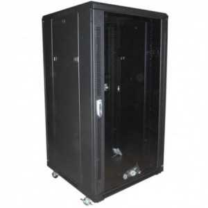 "Rack de suelo 19"", 22U, F600 / AN600 / AL1110mm + ACCESORIOS"