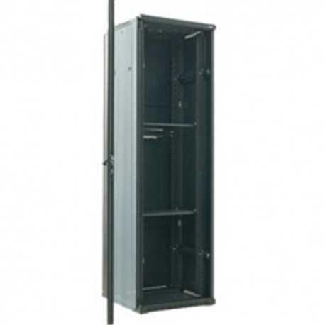 "Rack de suelo 19"", 42U, F1000 / AN800 / AL1960mm + ACCESORIOAS SERVIDOR"