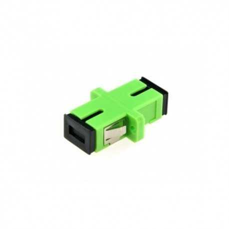 Adaptador SC/APC G657A, monomodo 9/125, simplex. 362114