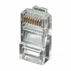 Conector CAT5e UTP Macho