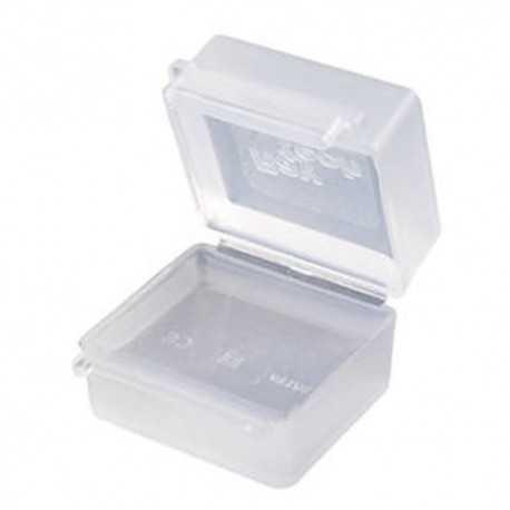 Caja con gel IP68 para estanquidad, 30x27x23mm