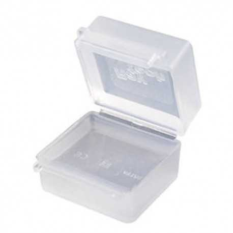 Caja con gel IP68 para estanquidad, 36x37x26mm