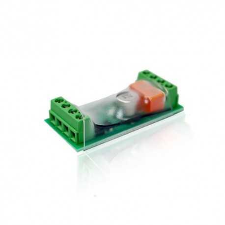 Dispositivo para apertura de puertas con sistema ZWare para instalar en porteros automáticos. Fíbaro. POPE012501