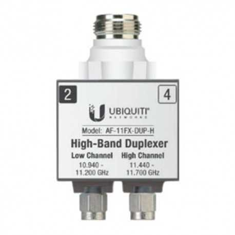 Mezclador/Diplexor de frecuencia Alta de 2x2MIMO para el uso de airFiber 11FX-H