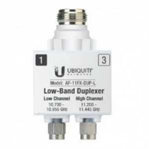 Mezclador/Diplexor de frecuencia Baja de 2x2MIMO para el uso de airFiber 11FX-L