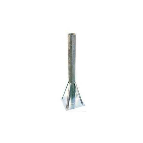 Pie 100 grueso x1000 mm de alto, para antenas EPR180, AL-G185BF, AL-G185BP, AL-G190, AL-G220, AL-G240BF, E240BFHG y E240BP