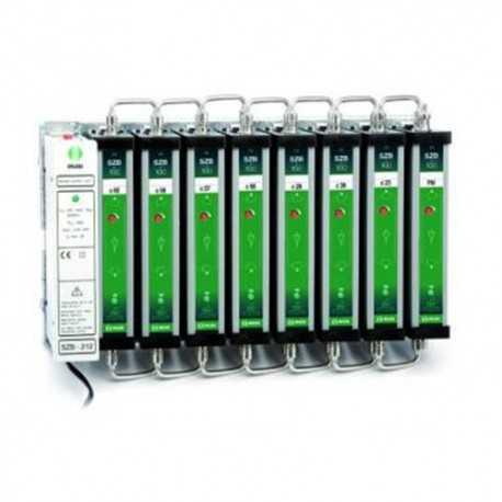 Amplificador BII (FM) de baja ganancia 30dB. SZB 128 Ikusi