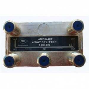 Distribuidor directivo 4 salidas formato piccolo.