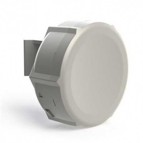 Punto de acceso Wifi de exterior 5Ghz, 30dBm (1W), 600Mhz, 64Mb RAM, x1 10/100, antena de 14dBi, 90º. Level 4