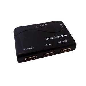 Repartidor HDMI 1x2. 3D, 4K