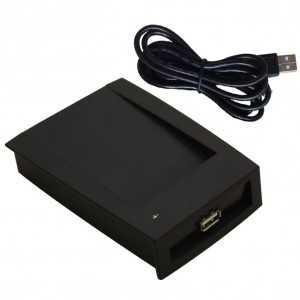 Lector de tarjetas RFID USB