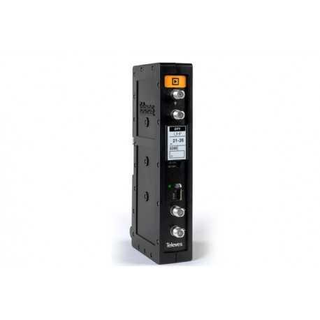 Amplificador monocanal C/50 Televés