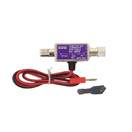 Inyector de corriente, 5-862Mhz, Rover