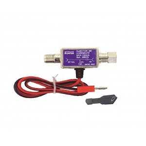 Inyector de corriente, 5-862Mhz, perdidas 0.5dB