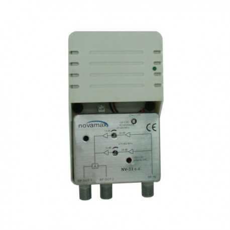 Amplificador de interior con LTE, 1entr