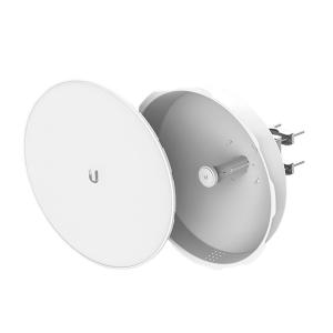 Ubiquiti PBE-5AC-500 ISO 27 dBi con escudo.