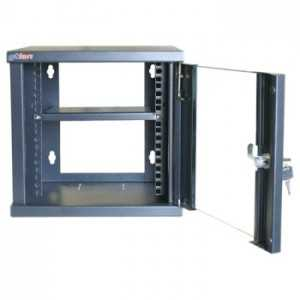 "Rack de pared 10"", 6U. F 300 / AN 325 / AL 315mm + Accesorios"