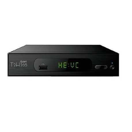 Sintonizador TDT DVB T2 1080HD
