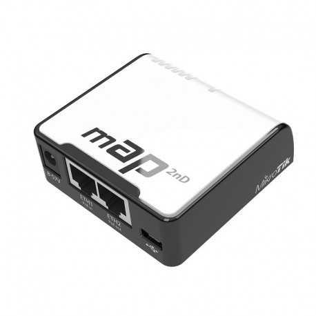 Punto de acceso WIfi en 2,4ghz, 400Mhz,
