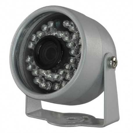 Minicámara IR 720p 4 en 1, 3.6mm. IP66