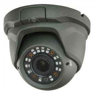 Cámara domo Color 4 en 1 CMOS Sony 1080p, 2.1Mpx (1920x1080). 36 Leds. Iluminación aprox. 30 mts . Lente 2.8-12 mm, Impermeabl
