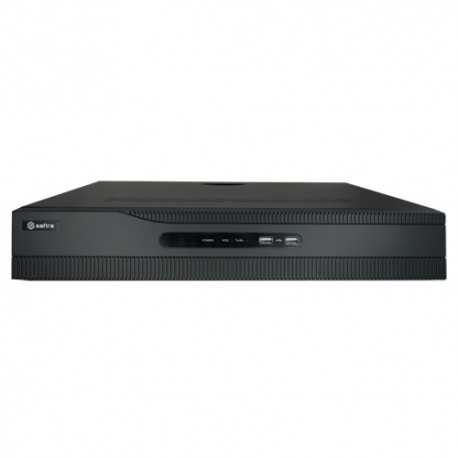 NVR IP hasta 32 canales, 8Mpx, 16 POE. SF-NVR6432-4K