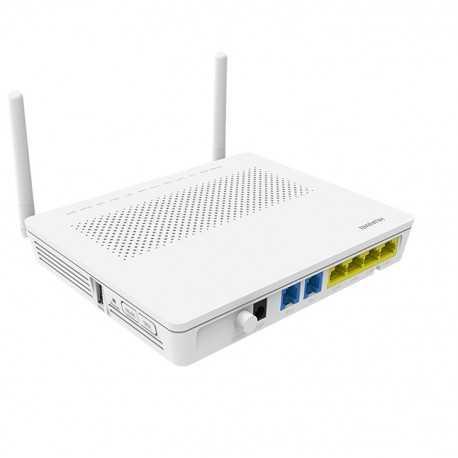 ONT GPON/4GE/2POTS/WIFI/USB