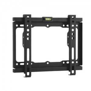 Soporte pared TV 17-42 pulgadas y hasta 20kg, 25mm separación de pared