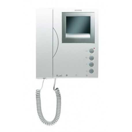 "Monitor de videoportero Loft VDS a COLOR. Pantalla TFT 3,5"""