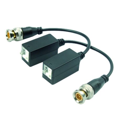 Transceptor pasivo video (Balun) AHD, HD-TVI, HD-CVI, CVBS