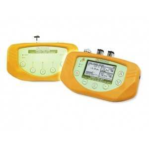 Kit básico de medida FO-ICT. Medidor selectivo de potencia + Fuente LÁSER