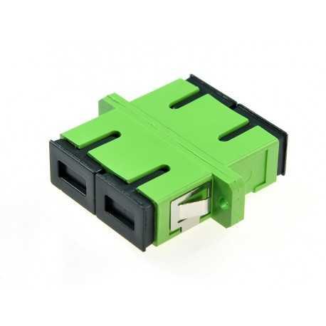 Adaptador SC/APC Monomodo duplex