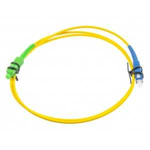 Latiguillo SC/APC - SC/UPC. 3mm, 2mts